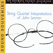 Vitamin String Quartet: String Quartet Interpretations of John Lennon