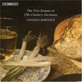 The Trio Sonata in 17th Century Germany - Kerll, Biber, Buxtehude, etc / Charlston, Seifert, Gwilt, Medlam