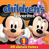 Disney: Children's Favorites, Vol. 1 [Disney]