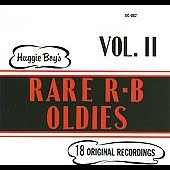 Various Artists: Huggie Boy's Rare R&B Oldies Vol. 2