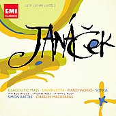 20th Century Classics - Janácek: Glagolitic Mass, Sinfonietta, Piano Works, etc / Mackerras, Rattle, et al