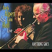 Herb Alpert/Lani Hall: Anything Goes [Digipak]