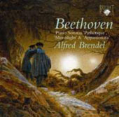 Beethoven: Famous Piano Sonatas / Alfred Brendel
