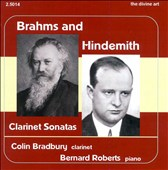 Brahms, Hindemith: Clarinet Sonatas
