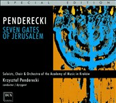 Penderecki: Seven Gates of Jerusalem