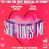 1994 London Cast: She Loves Me [1994 London Cast Recording]