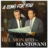 Mario del Monaco/Mantovani: A Song for You
