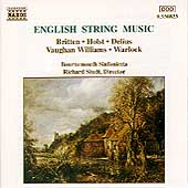 English String Music / Studt, Bournemouth Sinfonietta