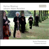 Johann Adam Reincken: Hortus Musicus