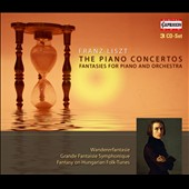 Liszt: Piano Concertos; Fantasies / Jen&ouml; Jand&oacute;