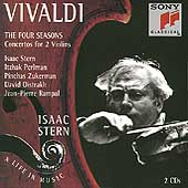 Isaac Stern - A Life in Music - Vivaldi: The Four Seasons