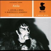 Verdi: Attila (Opera New Jersey live 20.10.1972)