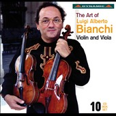 The Art of Luigi Alberto Bianchi - Violin and Viola