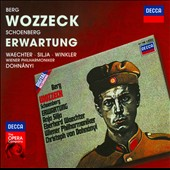 Berg: Wozzeck; Schoenberg: Erwartung / Waechter, Silja, Winkler