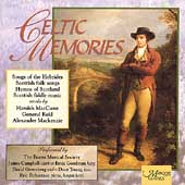 Celtic Memories / The Burns Musical Society