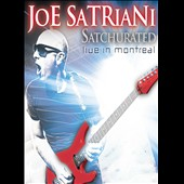 Joe Satriani: Satchurated: Live in Montreal [DVD/Blu-Ray]