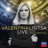 Pianist Valentina Lisitsa: Live at the Royal Albert Hall