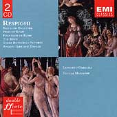 Respighi: Belfagor Overture, Pines of Rome, etc / Gardelli