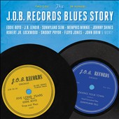 Various Artists: The J.O.B. Records Blues Story