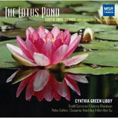 The Lotus Pond - Chamber music by Abdel-Rahim; Tann; Quan; Soulage; Limback; Vercoe / Cynthia Libby, oboe