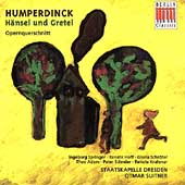Humperdinck: H&auml;nsel und Gretel Opernquerschnitt / Suitner