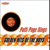 Patti Page: Sings Golden Hits of the Boys