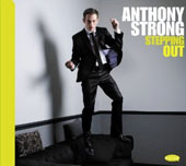 Anthony Strong: Stepping Out [Digipak]