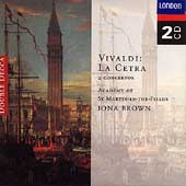 Vivaldi: La Cetra / Iona Brown, St Martin in the Fields