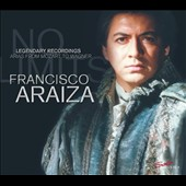 No Limits - Legendary Recordings of Arias by Mozart, Rossini, Bizet, Gounod, Verdi, Wagner / Francisco Araiza, tenor