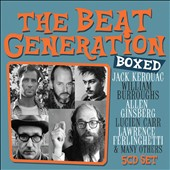 Various Artists: The Beat Generation Boxed [Box]