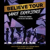 Nick Demoura: Believe Tour Dance Experience