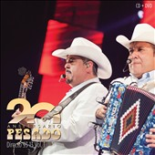 Pesado: Directo 93-13, Vol. 1 [CD/DVD] [Deluxe] [8/25]