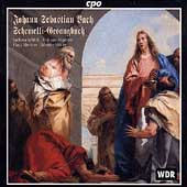 Bach: Schemelli Gesangbuch/ Schlick, Mertens, Asperen, et al