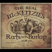 The Real McKenzies: Rats in the Burlap [Digipak]