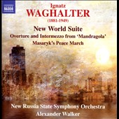Ignaz Waghalter (1881-1949): New World Suite / New Russia State SO; Alexander Walker