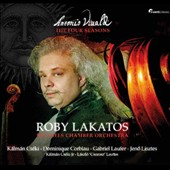 Vivaldi: The Four Seasons / Roby Lakatos, violin; Brussels Chamber Orchestra et al.