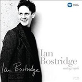 Ian Bostridge, tenor: Autograph - Operatic Excerpts and Songs of Mozart, Handel, Monteverdi, Britten, Schubert, Schumann, Wolf et al. [7 CDs]
