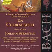 Edition Bachakademie Vol 80 - A Book of Chorale-Settings