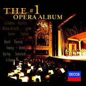 The #1 Opera Album Vol 1