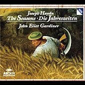 Haydn: The Seasons / Gardiner, English Baroque
