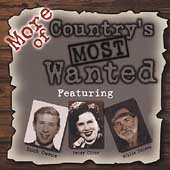 Various Artists: More of Country's Most Wanted