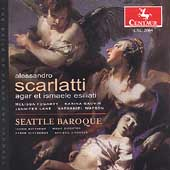Scarlatti: Agar et Ismaele Esiliati / Seattle Baroque