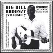 Big Bill Broonzy: Complete Recorded Works, Vol. 7 (1937-1938)