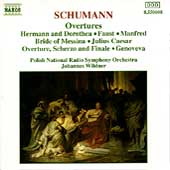 Schumann: Overtures / Wildner, Polish NRSO