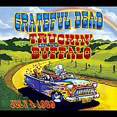 Grateful Dead: Truckin' Up to Buffalo: July 4, 1989