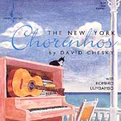 David Chesky: The New York Chorinhos