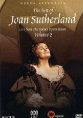 The Best of Joan Sutherland Vol. 2 [DVD]