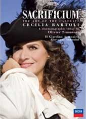 Cecilia Bartoli / Sacrificium: The Music Of The Castrati [DVD]