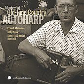Various Artists: Masters of Old-Time Country Autoharp