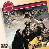 Berlioz: Symphonie Fantastique / Colin Davis, Concertgebouw